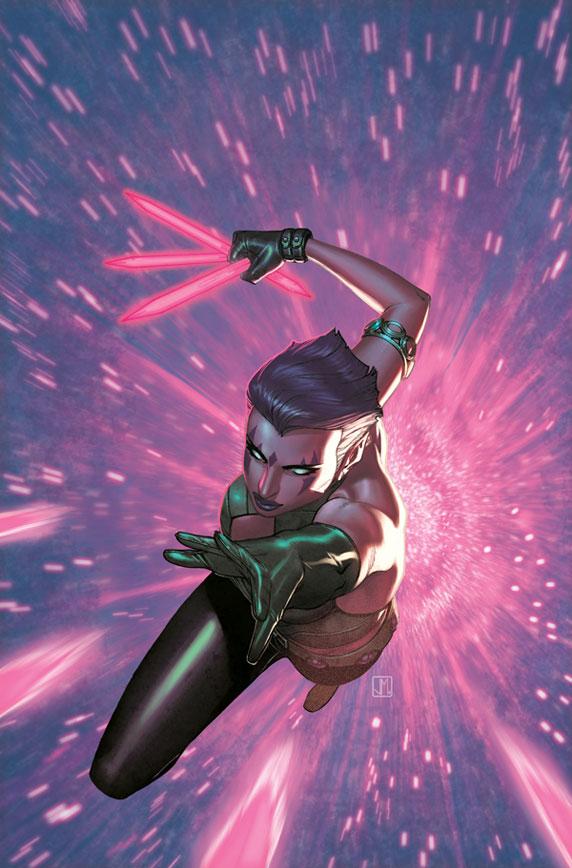 Clarice Ferguson (Ziemia-616)
