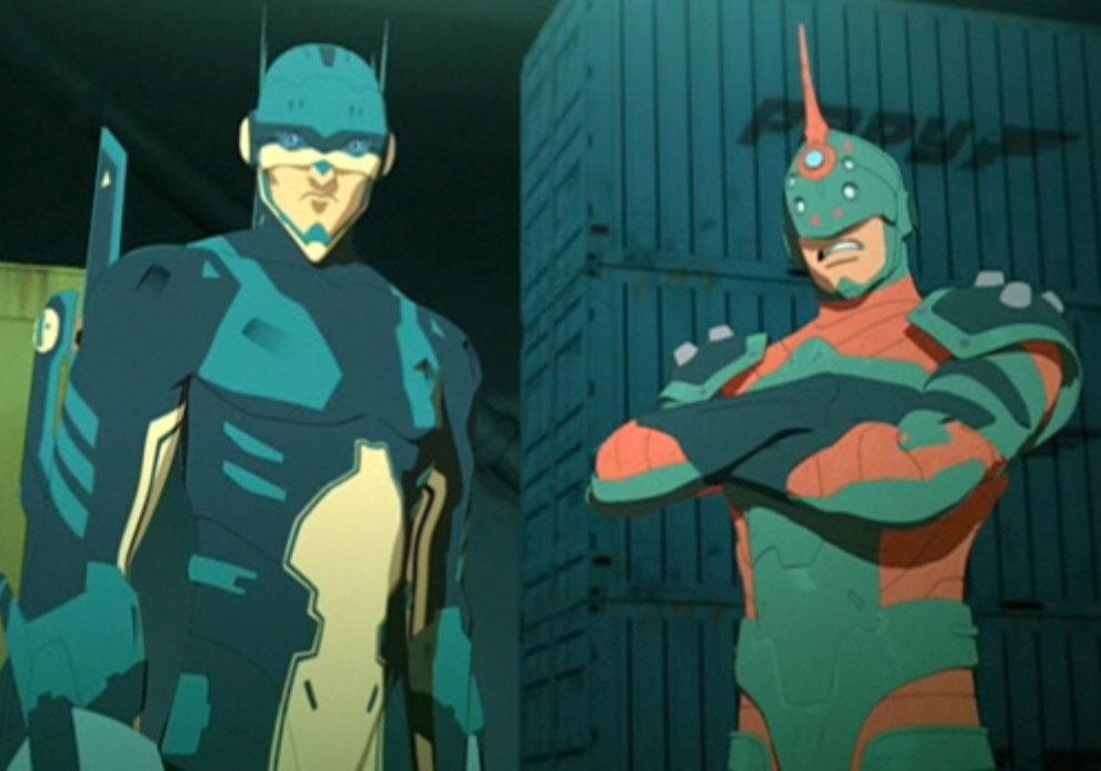 Iron Man: Armored Adventures Sezon 1 3