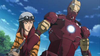 Marvel Anime Sezon 1 2