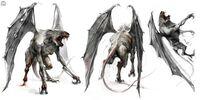 Demon Concept Art (2033)