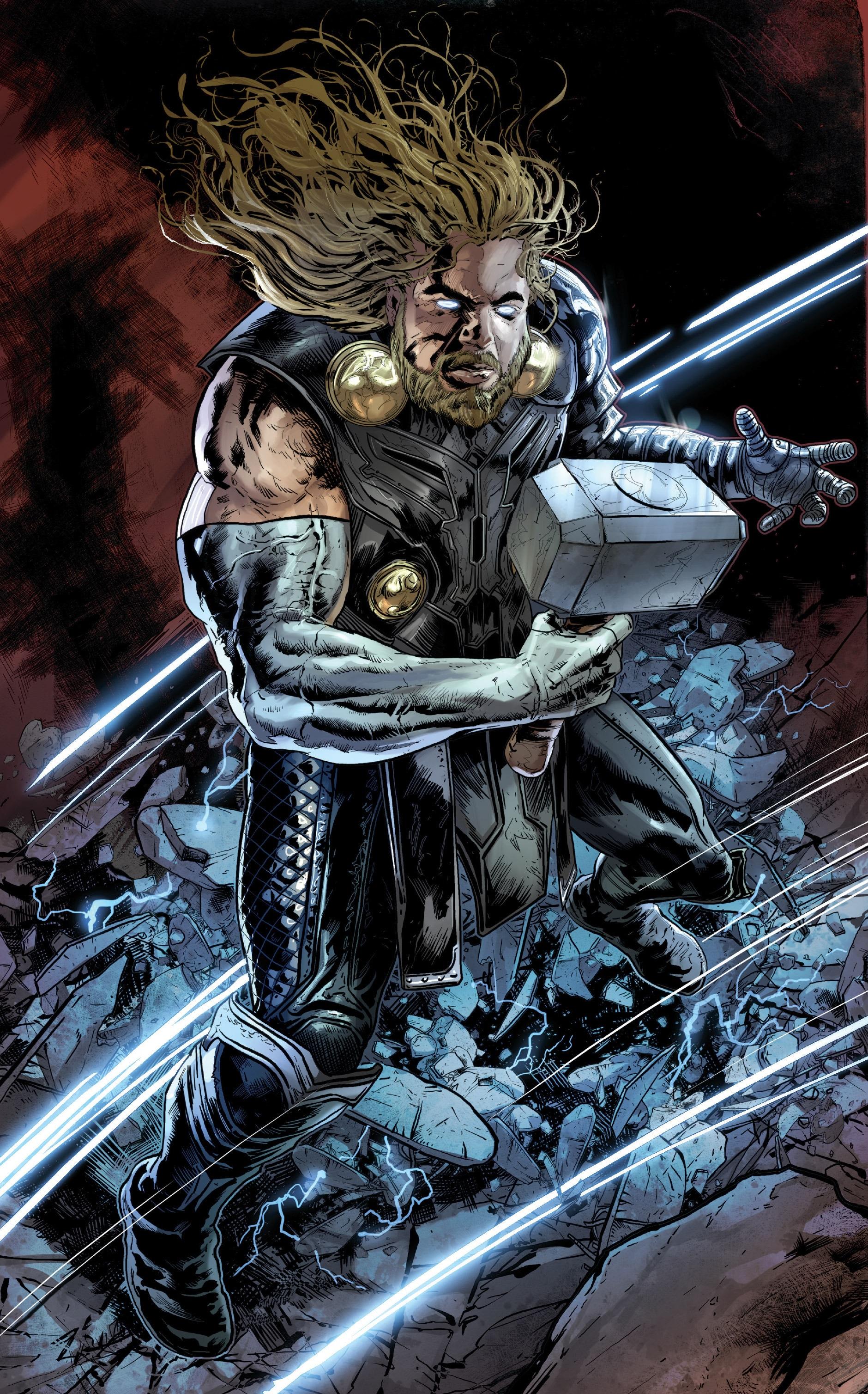 Thor Odinson (Ziemia-616)