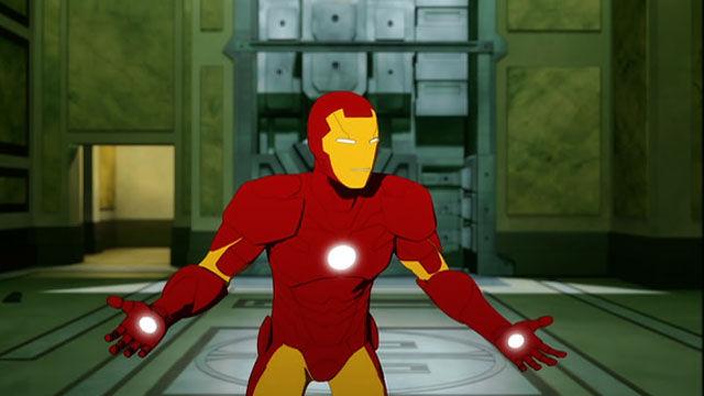 Iron Man: Armored Adventures 1 22