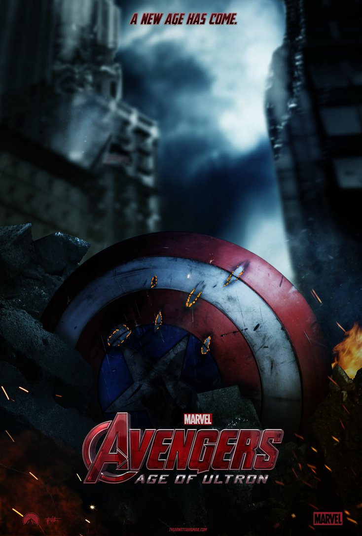 Avengers age of ultron movie poster capt america by ancoradesign-d6z02le.png.jpg