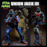 Union Jack figurka