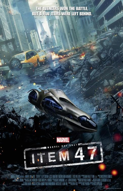 Marvel One-Shot: Przedmiot 47