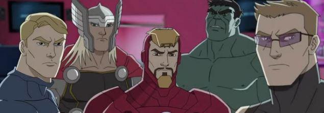 Avengers: Zjednoczeni Sezon 1 2