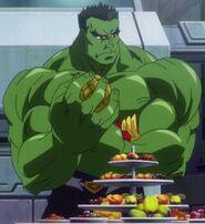 Hulk (Disk Wars)
