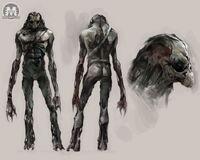 Dark One (concept art)