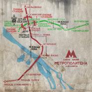 Metro novosibirsk metro