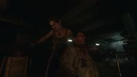 Анна убивает доктора