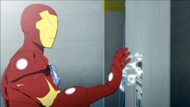 Iron Man: Armored Adventures Sezon 1 8