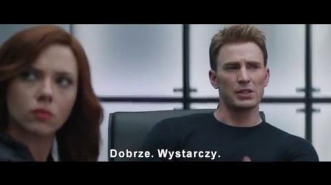 Kapitan Ameryka wojna bohaterów - polski zwiastun 2 napisy HD