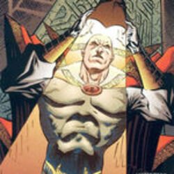 Who is Doctor Strangefate (Earth-9602) from Amalgam Comics (Trading Cards) 0001.jpg