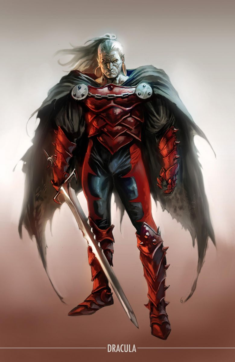 Vlad Dracula (Ziemia-616)