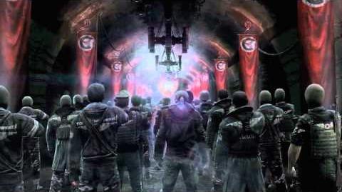 Metro Last Light - Full Gameplay Demo E3 2011 (Subtitulada - 12 Minutos) - PC PS3 Xbox 360