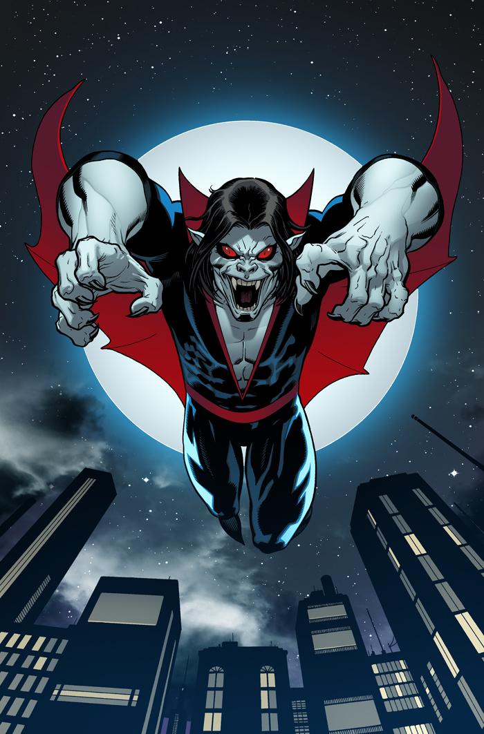 Michael Morbius (Ziemia-616)