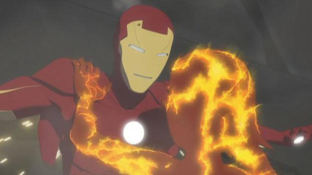 Iron Man: Armored Adventures 1 20