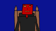 Chairman Of Hades WithChair