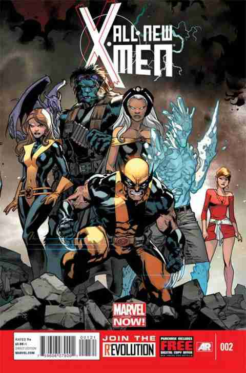 All-New X-Men Zeszyt 2