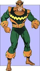 Arthur Parks (Ziemia-616)