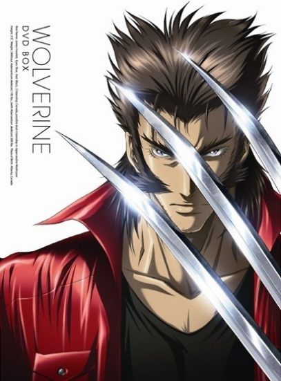 Wolverine Anime (2011)