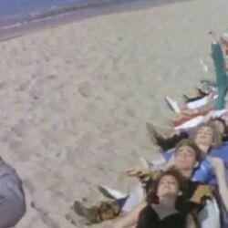 Videos shot on a beach