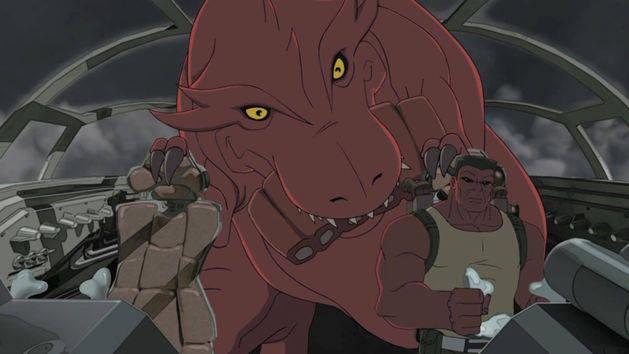 Hulk i agenci M.I.A.Z.G.I. Sezon 1 13