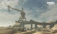 Заброшенный порт