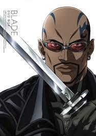 Blade Anime (2011)