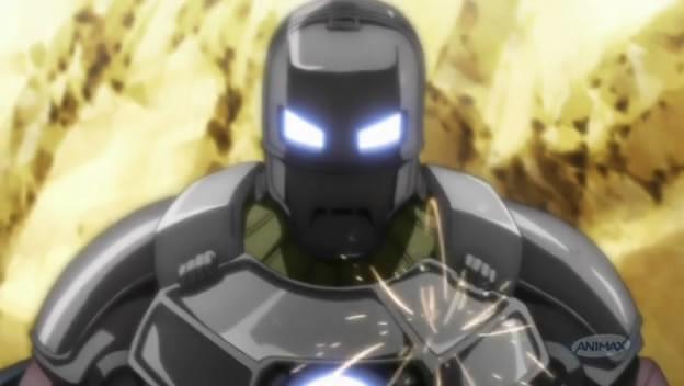 Marvel Anime Sezon 1 4