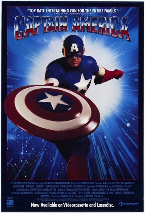 Kapitan Ameryka (film 1990)