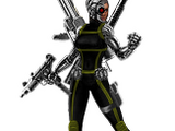 Hexorial Misty Knight/Pater-Fist