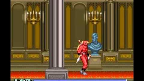 The Ninja Warriors (SNES) - Longplay-0