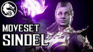 Mortal Kombat 11 - Sindel Moves Guide w