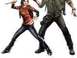 Joel & Ellie/Wynter
