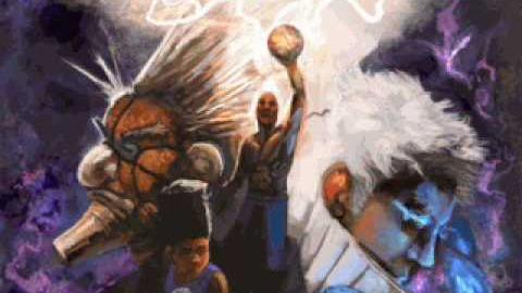 Charles Barkley Shut up and Jam gaiden title theme song