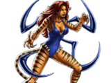 Techno Suit Tigra/Pater-Fist