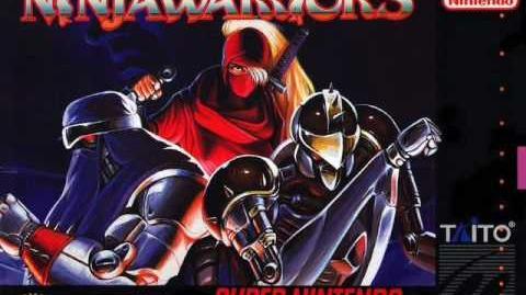 The Ninja Warriors - Boss 2