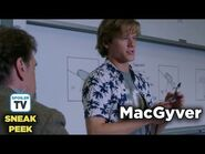 "MacGyver 3x03 Sneak Peek 1 ""Bozer + Booze + Back to School"""