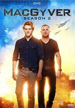 MacGyver (2016, Season 2) DVD.jpg