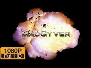 MacGyver (2016) Tv Series Intro