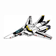 Vf-1s-fighter