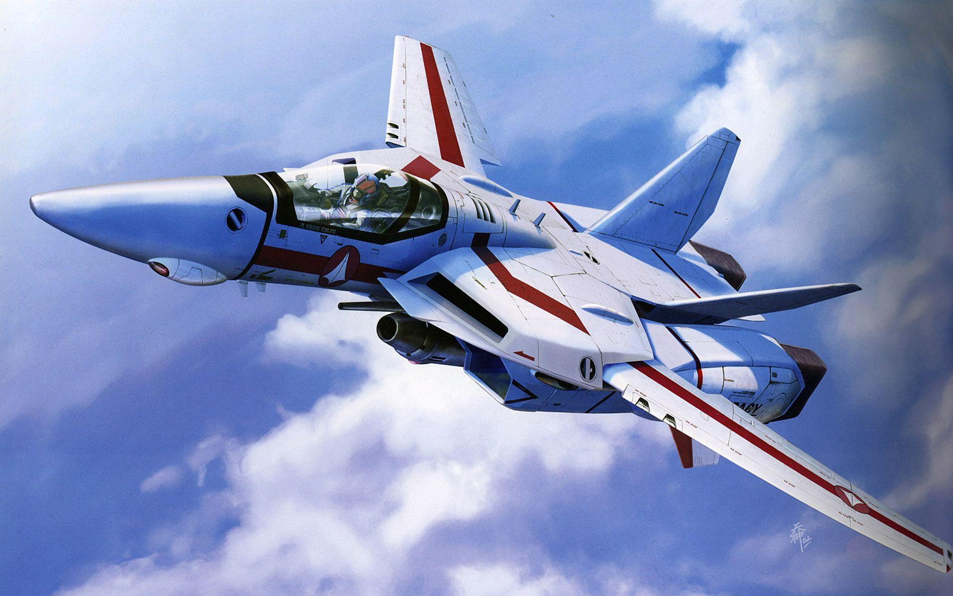 VF-1 Valkyrie