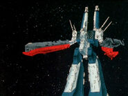 SDF-1 Macross Transformation