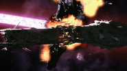 New UN Spacy Warships destroyed