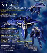 YF-21 spread