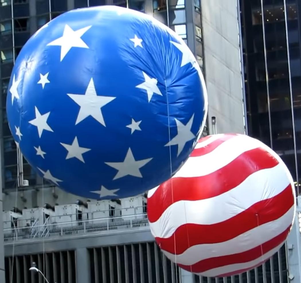 Americana Spheres