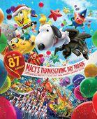 Macy's Thanksgiving Day Parade 2013 Logo