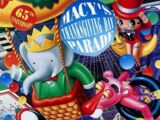 The 65th Annual Macy's Thanksgiving Day Parade