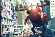 Bullwinke balloon 1976